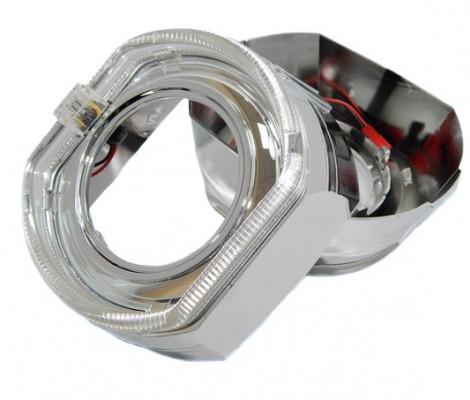 Маска для Линз 3.0 С А/Г.-CREE (Белый) 2-режима- №355