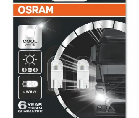 Лампы светодиодные OSRAM 6000К Retrofit Cool White