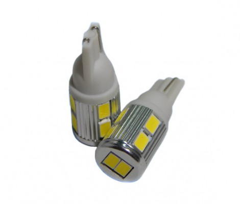 Лампа светодиодная PREMIUM DXL (W5W) T10-10 SMD(5630) 5000К 9-32V