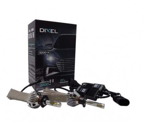 Светодиодные лампы Dixel G6 5000K
