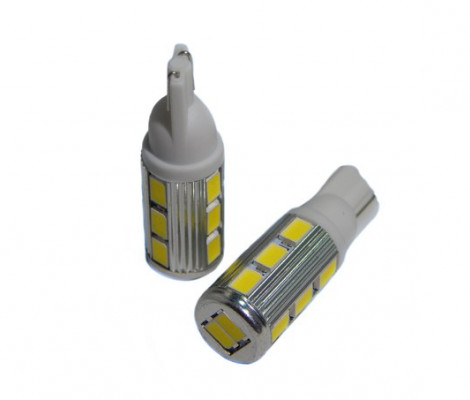 Лампа светодиодная PREMIUM DXL (W5W) T10-14 SMD(5630) 5000К 9-32V