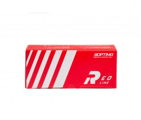 Ксеноновая лампа Optima Premium Red Line H цоколь