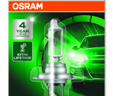Галогеновые лампы Osram Ultra Life H7 блистер