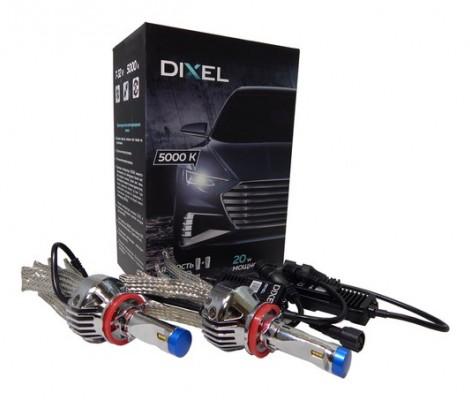 Светодиодные лампы Dixel G6 H11 - 5000K
